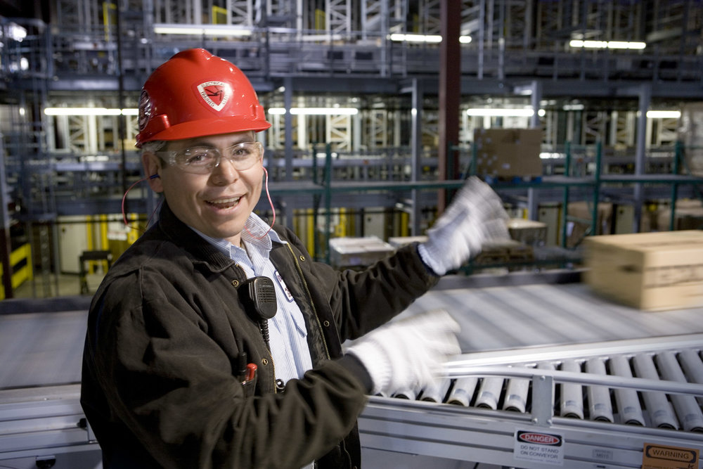 Shipping Manager at a Processing Plant, Nebraska