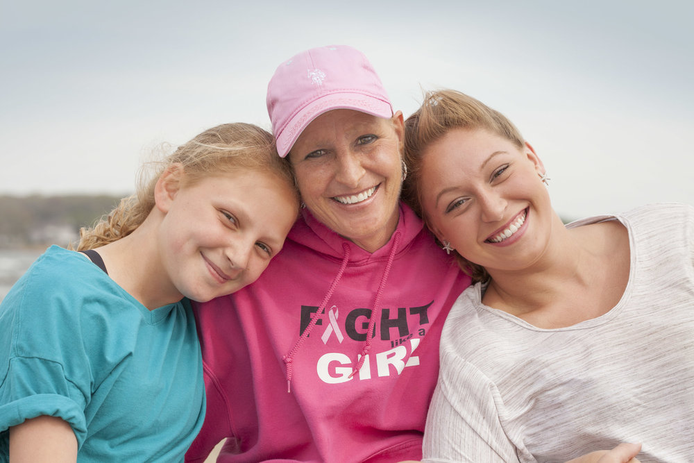 Cancer Survivor With Daughters - Women & Infants Hospital