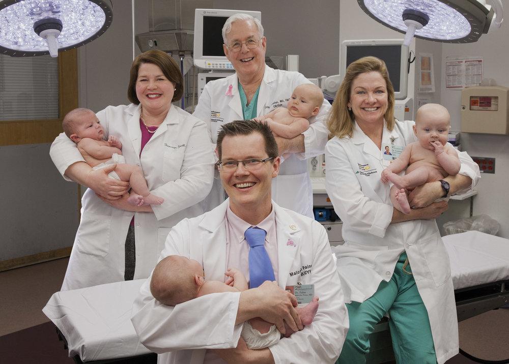 OB/GYN Doctors SVHC