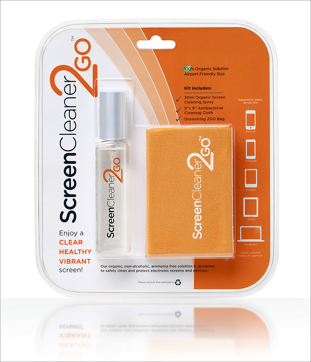 Screen Cleaner 2 Go