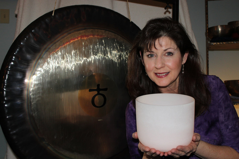 Ann Martin | Sound Energy Practitioner