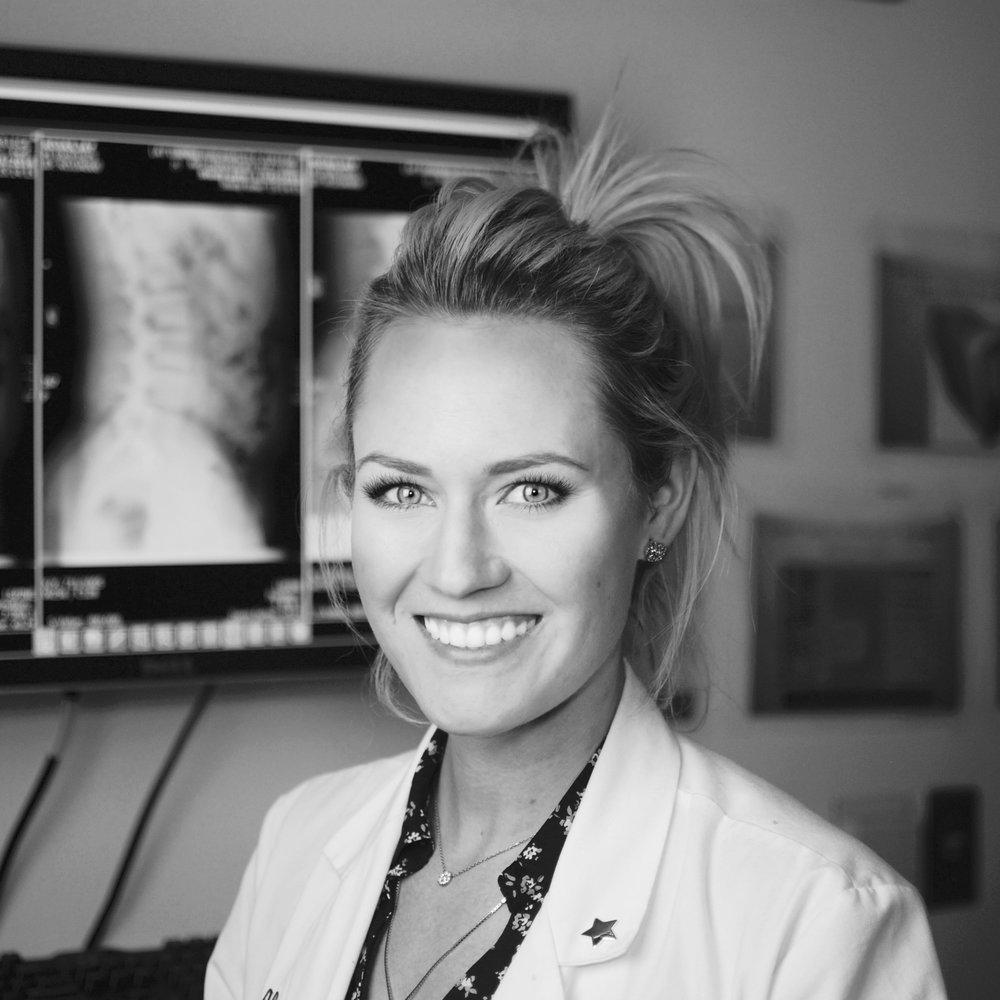 Oakley Almberg | Chiropractor