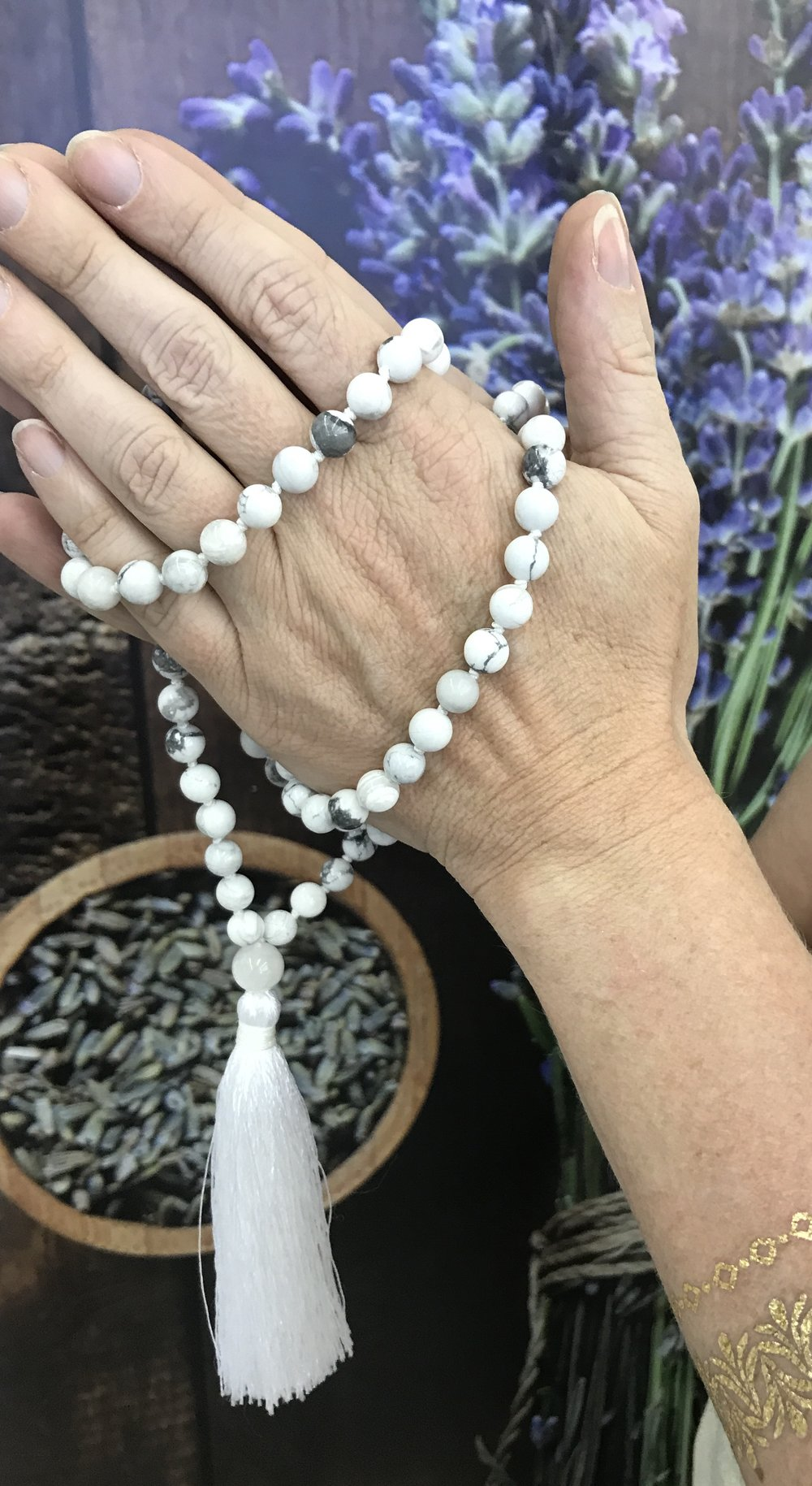 Jill Marques | Mala Bead Workshop