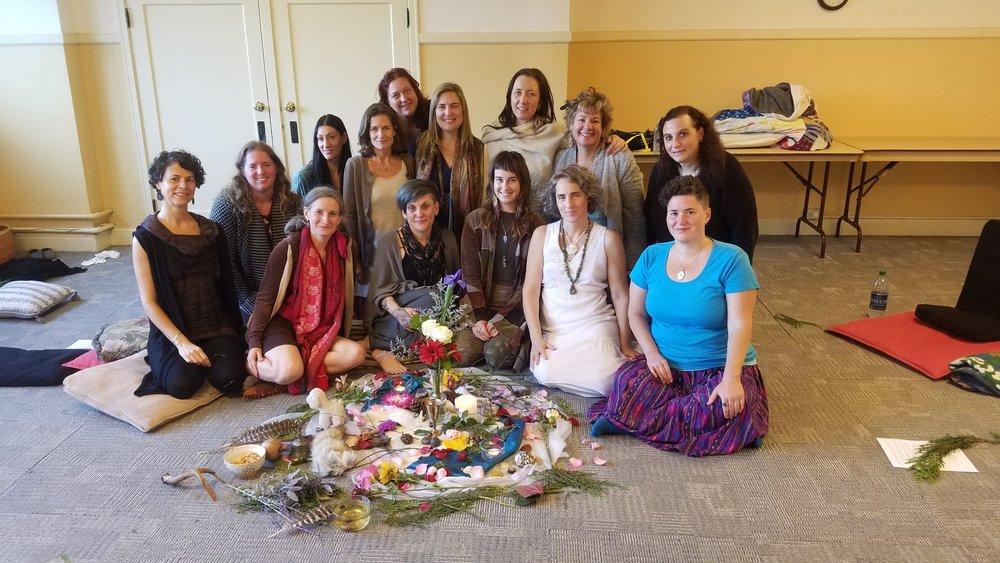 October 13 Priestess Apprentice Portland 2018