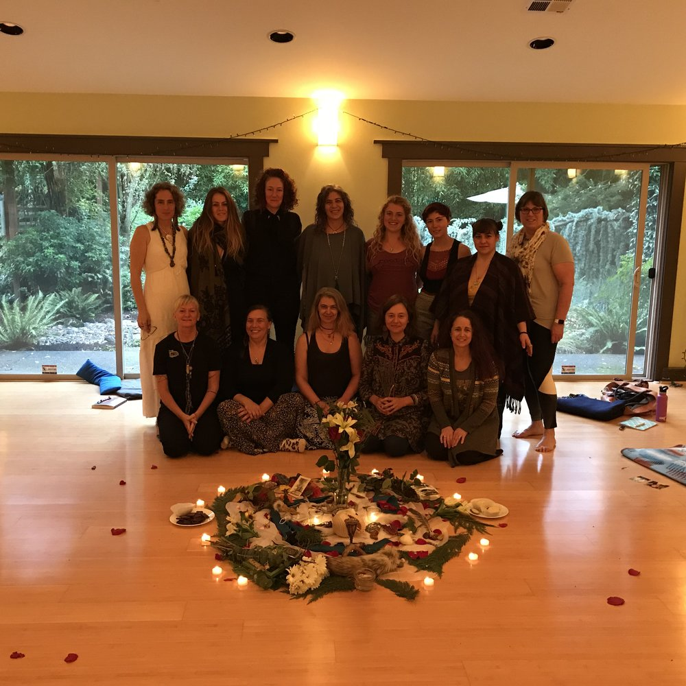 Priestess Apprentice Portland 2018