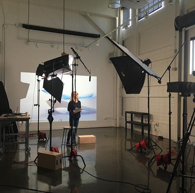 Behind the scenes at Autodesk #bts #studio