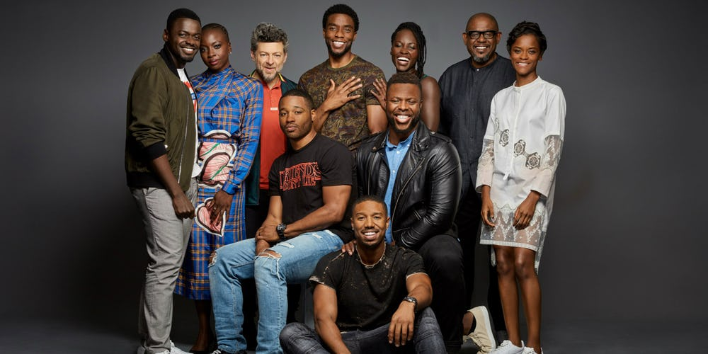 - It's been a few weeks since Black Panther came through like a wrecking ball and completely shattered the notion that Black centered films did not have an audience and could not pull in top dollar when