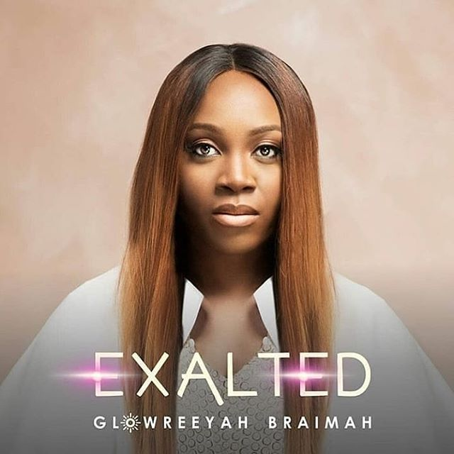 This is simply a soothing heartfelt piece bound to lift your spirit... cop it today. Bless you sister dearest @glowreeyah