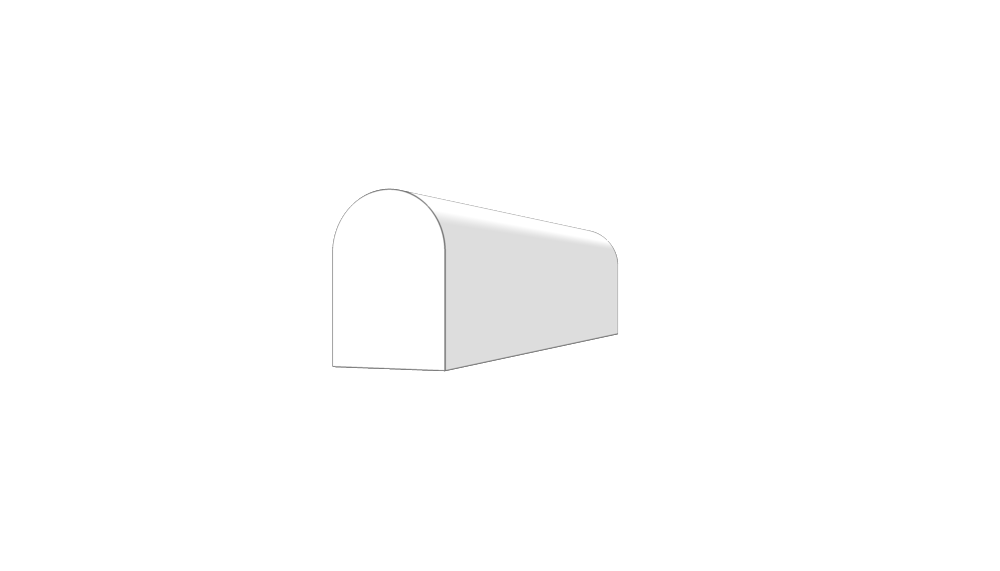 """EM5018 - 1.055""""x1.5"""""""