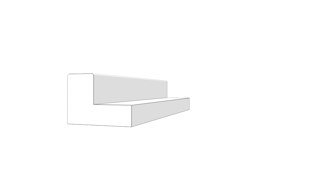 """EM4162 - 1.75""""x.5"""""""