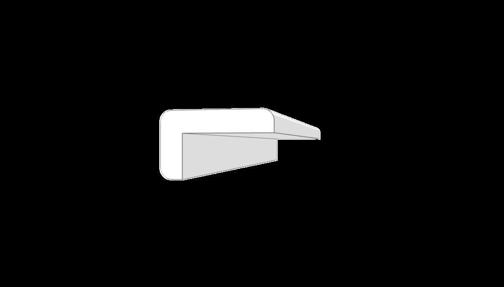 """EM6002 - 1.25""""x.75"""""""