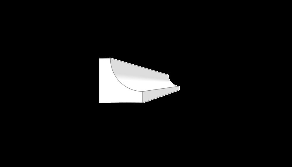 """EM6006 - .5""""x.5"""""""