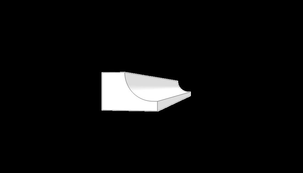 """EM6011 - .75""""x.5"""""""