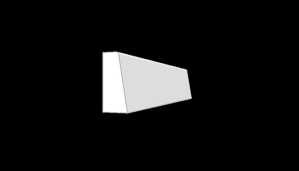 """EM5017 - .5""""x1.125"""""""