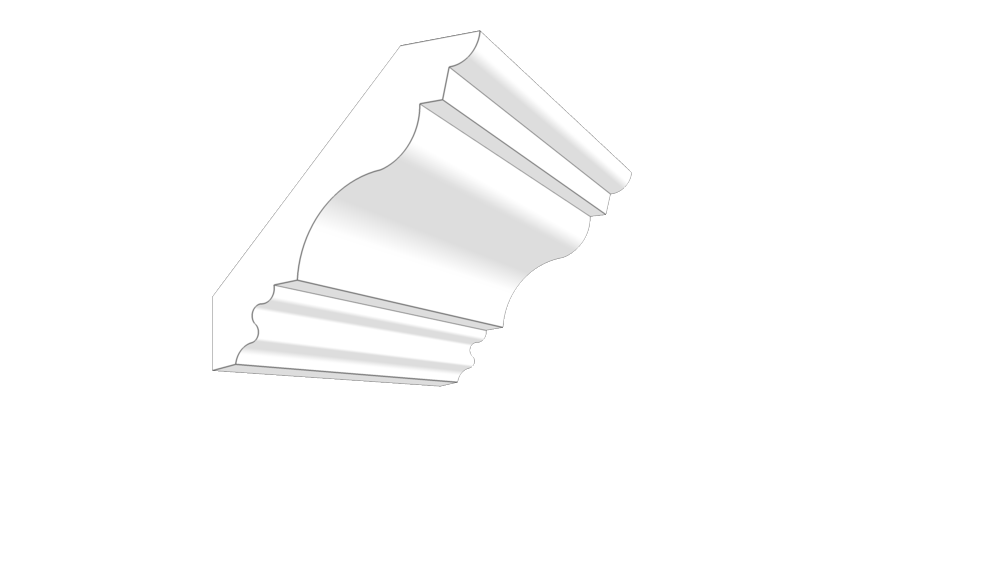 CROWN MOLDING  -