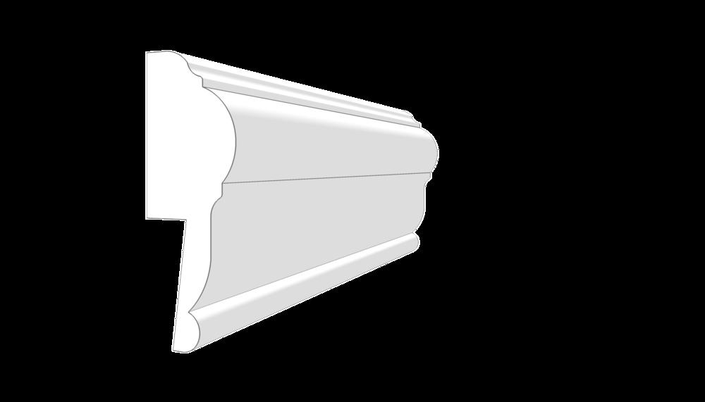 PANEL MOULDBASE CAP -