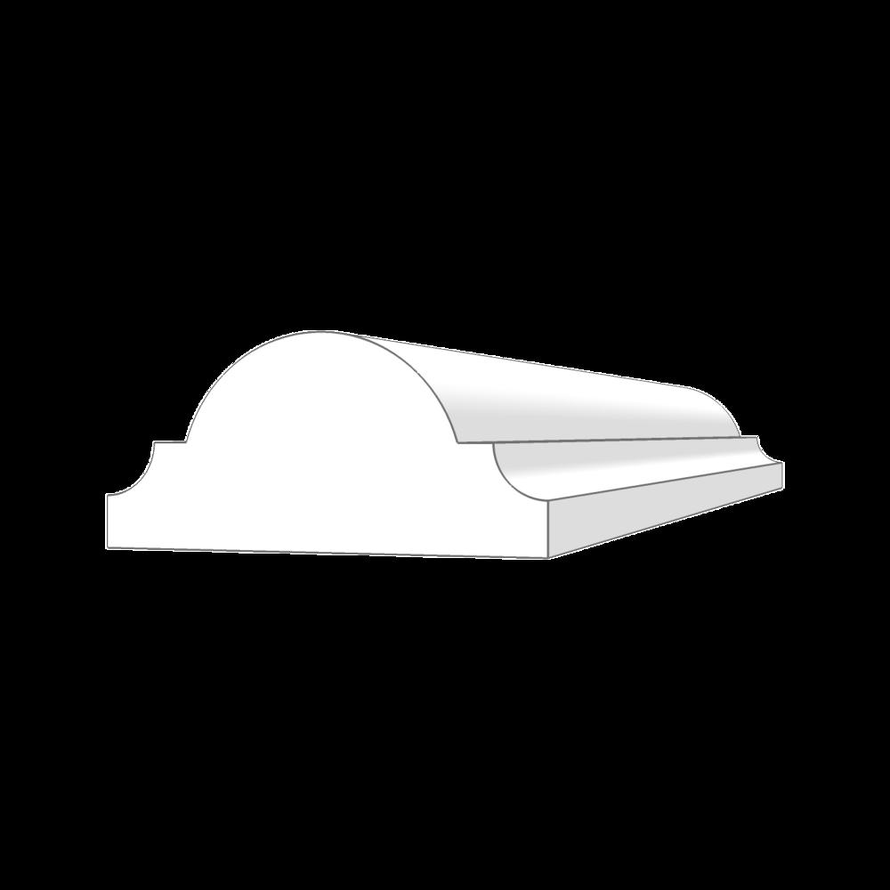 """EM4165 - 1.625""""x.75"""""""