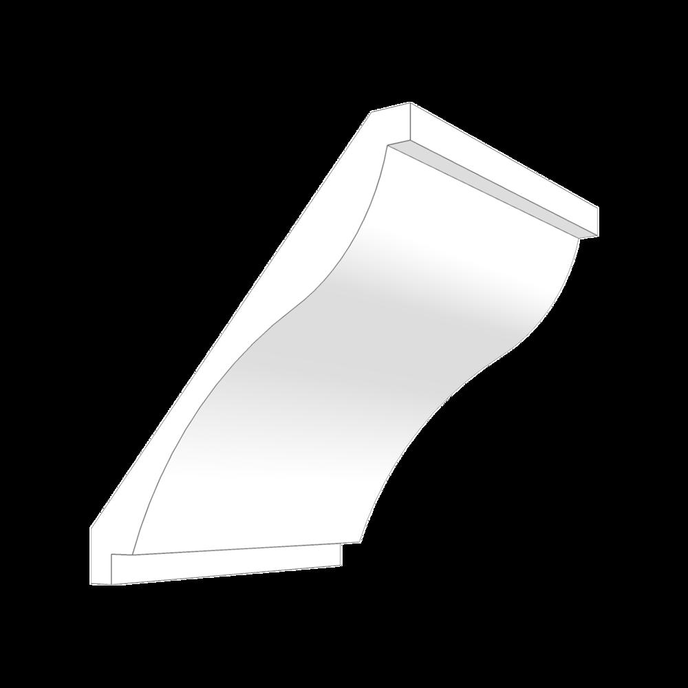 """EM3911 - 1""""x9.25"""""""