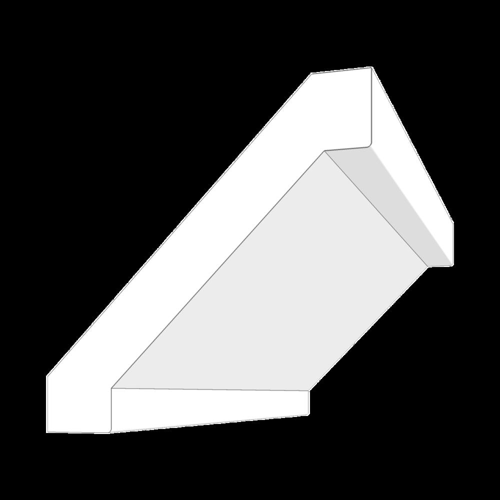 """EM3405 - .75""""x4"""""""