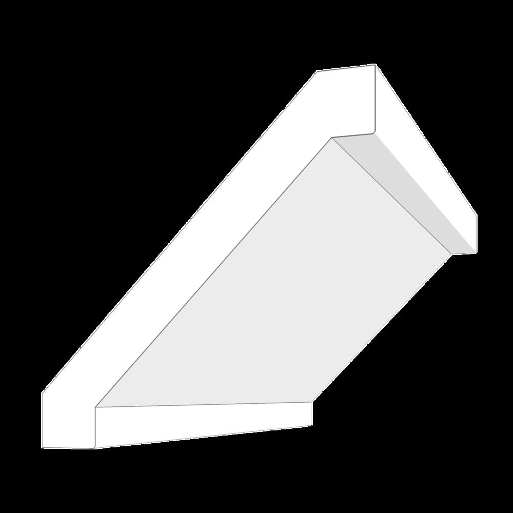 """EM3406 - .75""""x4.5"""""""