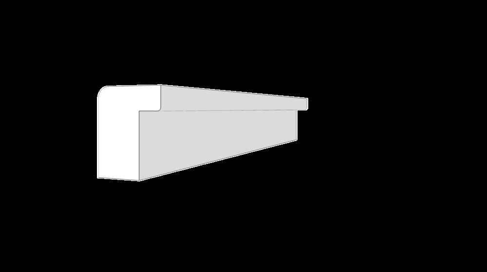 """EM8011 - .75""""x.938"""""""