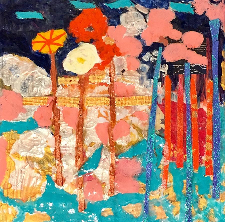 - Floating World (6x6) $150