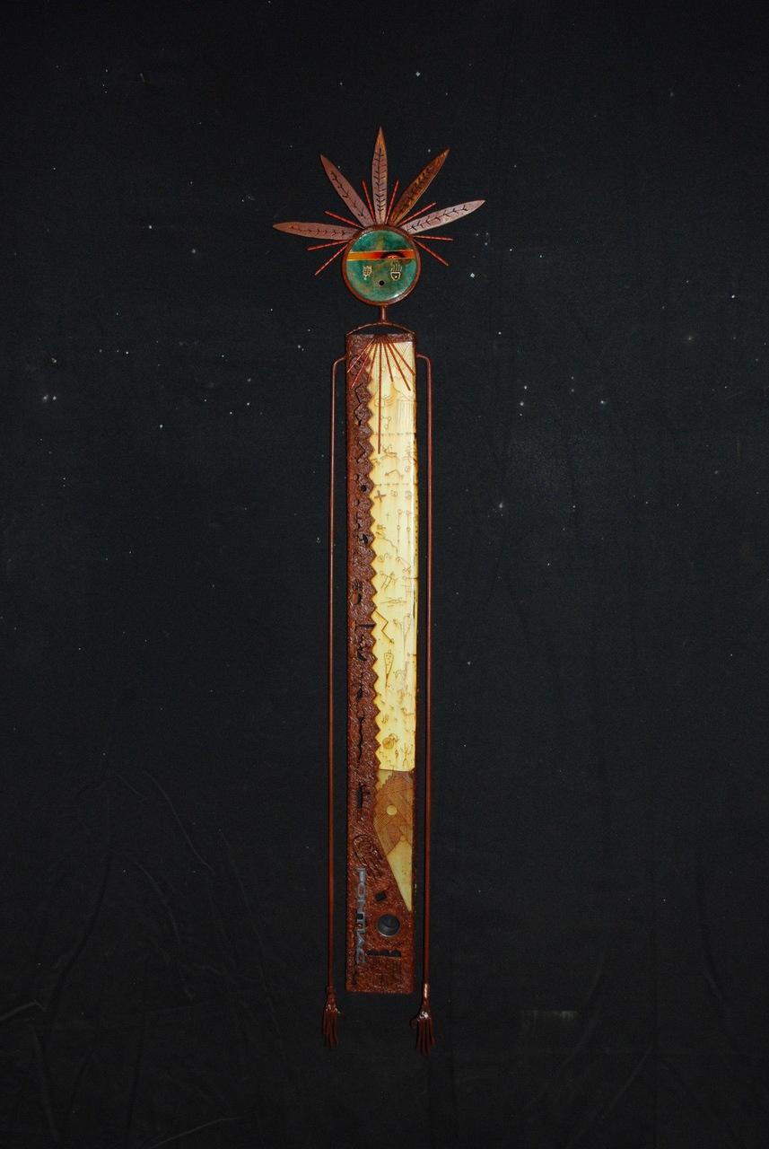 - Chief (55x13x2) $1750