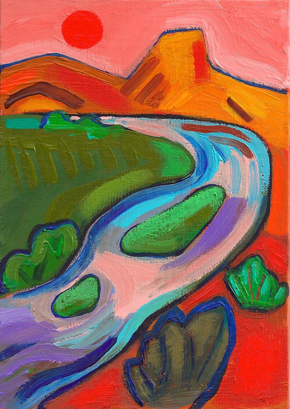 - Copper Mountain (15x30) $600