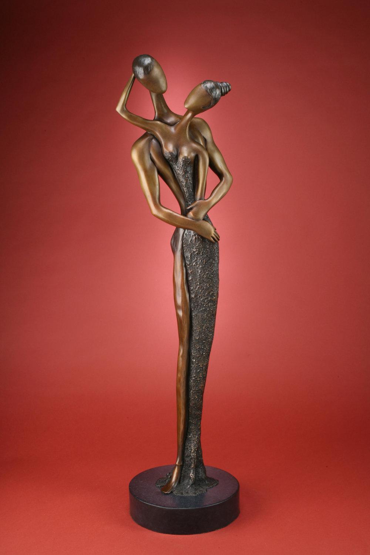 - Besame (33x8x8) Bronze $6,200