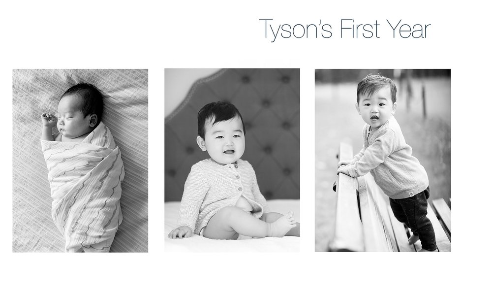 Baby S First Year Album Maureen Ford Photography
