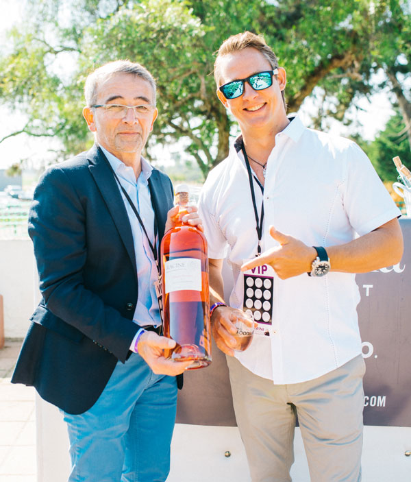 Acclaimed  French Winemaker Bruno Lafon  featured at the Ventura Wine Festival