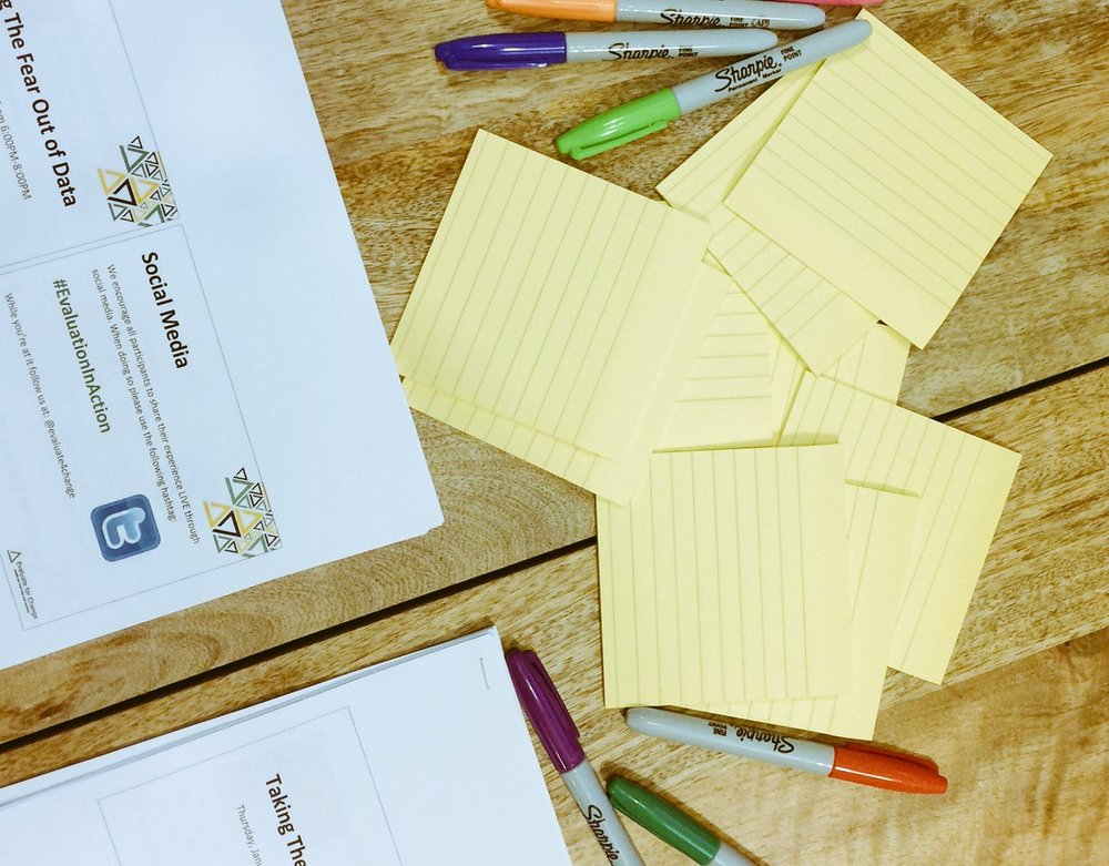 - Evaluate for Change's Impact Fellowship's mission is to train nonprofit and government leaders to use data and evaluation in their practice to promote inclusion and equity in the systems that serve others. Fellows build the capacity of the industry from within, empowering organizations and programs to measure what really matters.