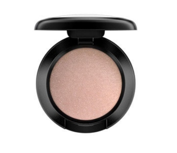 MAC Naked Lunch - This is an eye shadow I use as highlighter. I love the color and how it applies. It stays on better and is not as shiny as most highlighters I have tried.