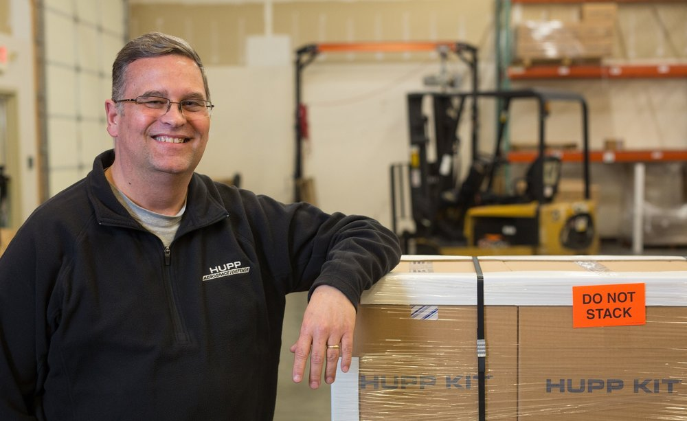 Mark Jackson has spent over 15 years improving Operations and ISS at HUPP.