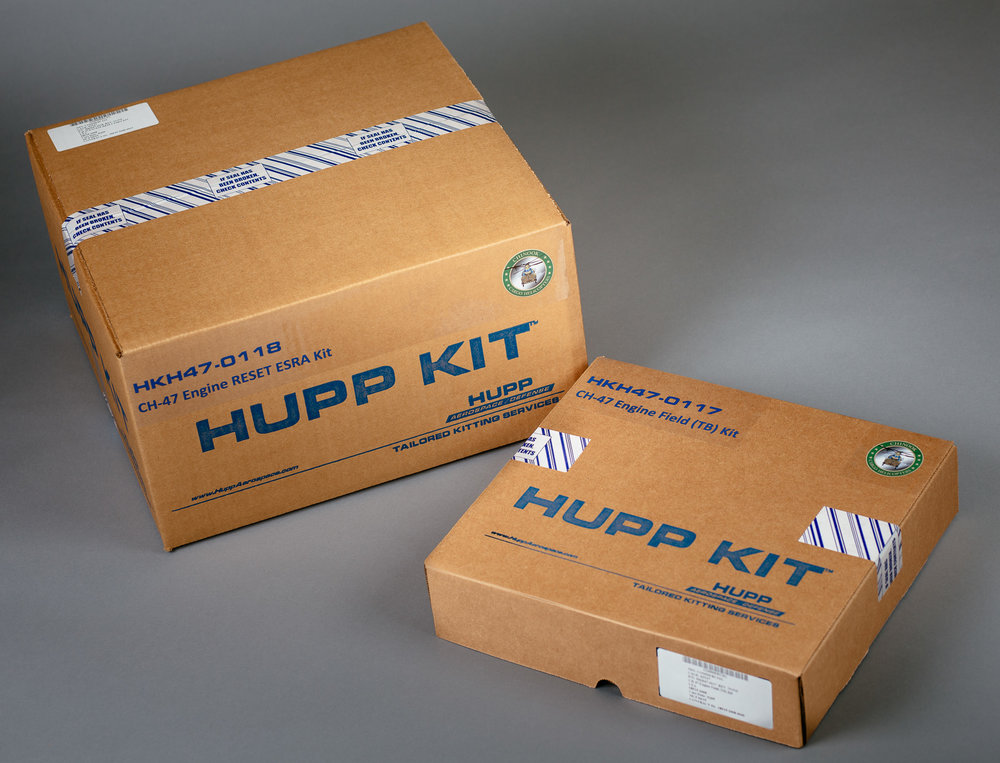 - Click on the links below to view the list of currently available Hupp Kits® for each platform.  AH-64 Apache HelicopterCH-47 Chinook HelicopterOH-58 Kiowa HelicopterUH-60 Black Hawk HelicopterCorrosion Prevention/Repair KitsDownload Full Commercial Price List