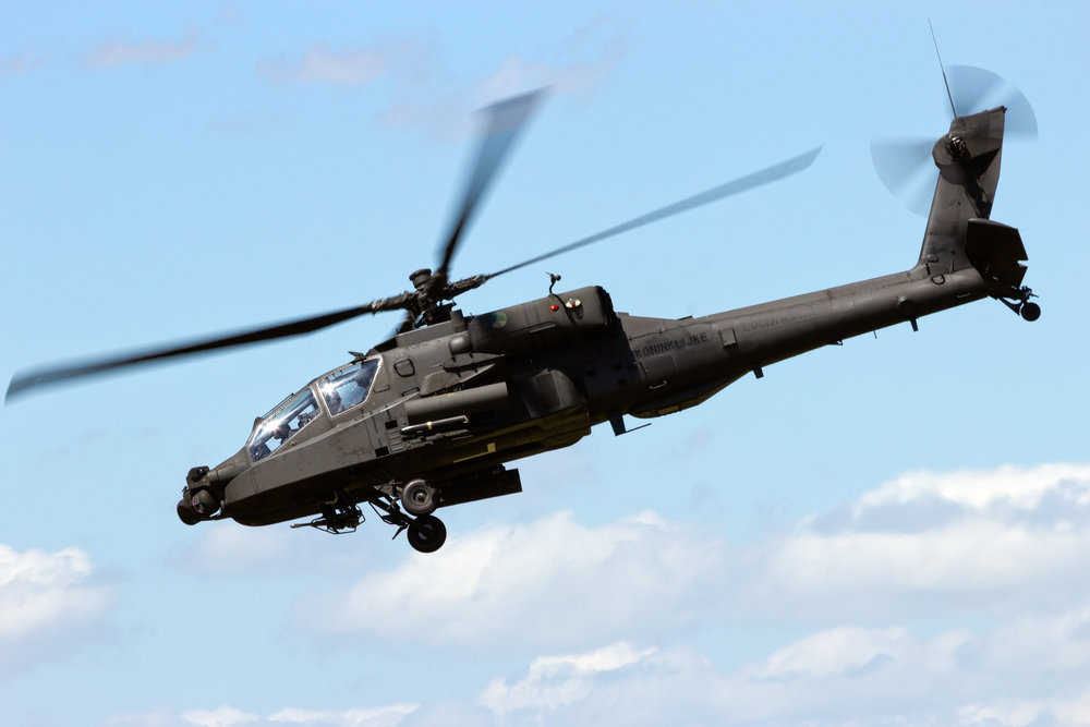 AH-64 ApacheHUPP KITS - Hupp Aerospace / Defense offers tailored maintenance kits in support of the AH-64 Apache platform.