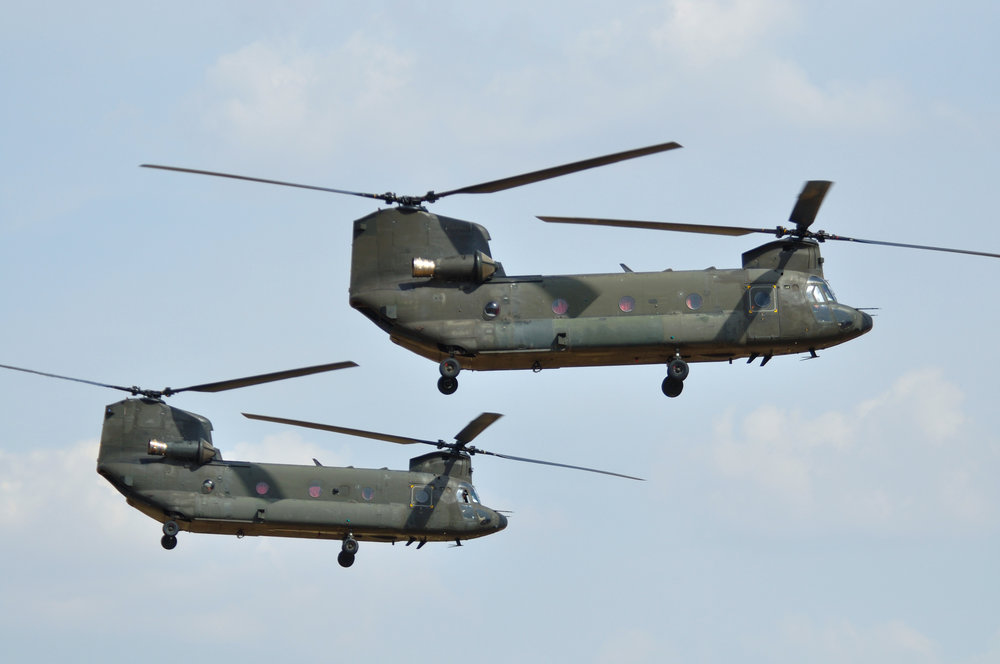 CH-47 ChinookHUPP KITS - Hupp Aerospace / Defense offers tailored maintenance kits in support of the CH-47 Chinook platform.