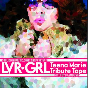 LVRGRL: A Teena Marie Tribute