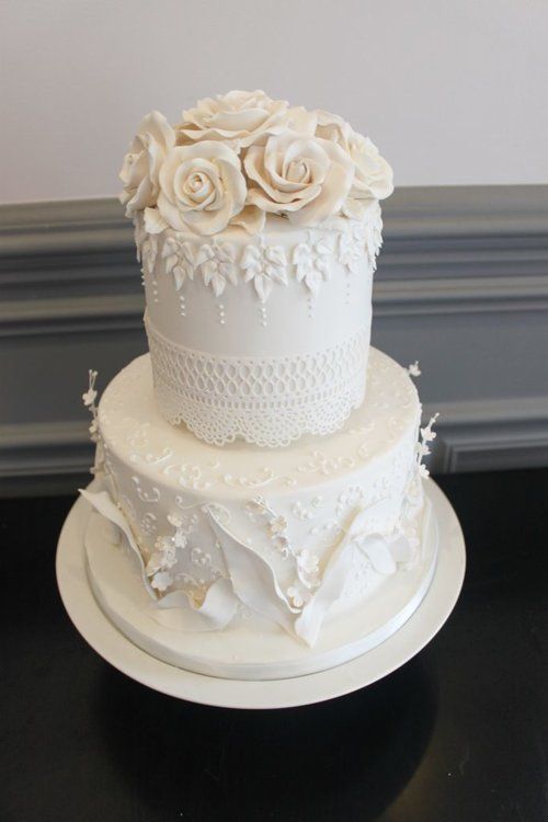Wedding Cakes Alliance Bakery