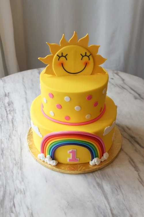 Baby Cakes Gallery — Alliance Bakery