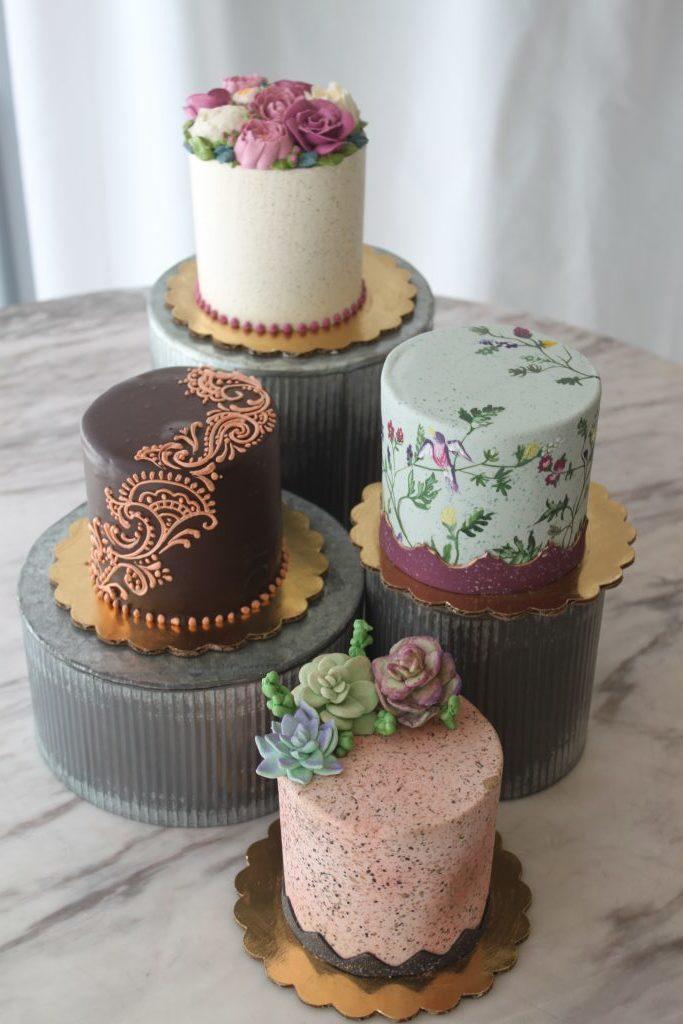 Little Floral Cake