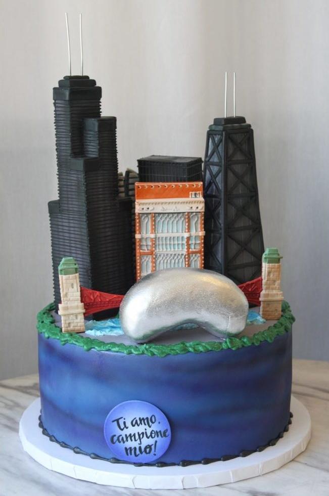 3D Chicago Landmarks
