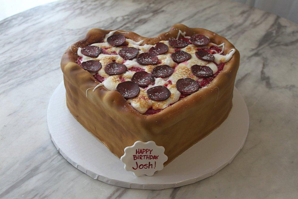 2D/3D Cakes -