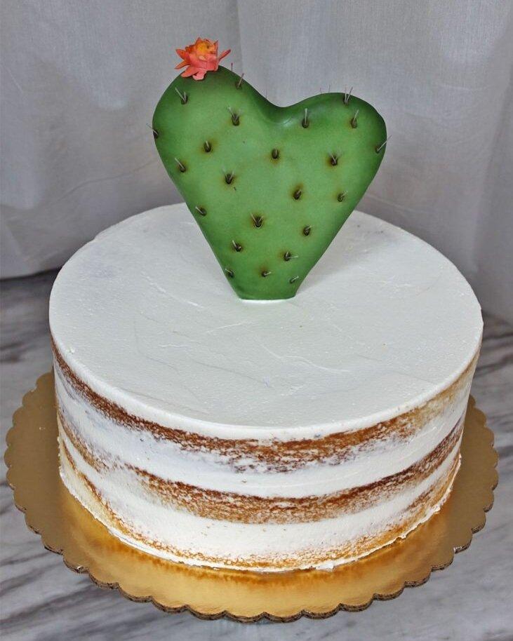 Prickly Pear Cake
