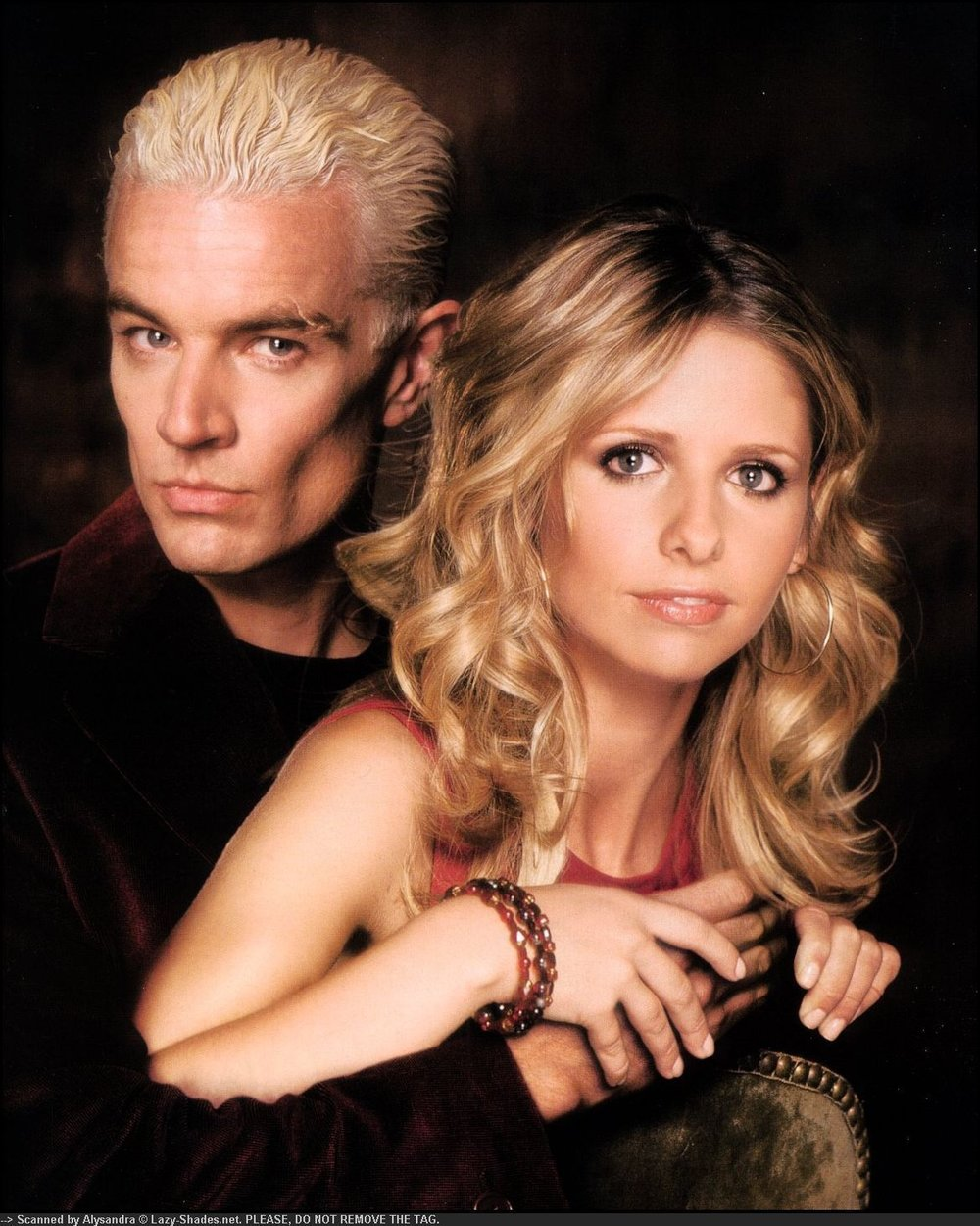 But Where Have All The Wings Gone? - There are no buffalo wings to be found in all of Sunnydale and Spike is miserable. Once again it's up to Buffy to save the day, even though she really doesn't have time for this.By Gort & Sunalso