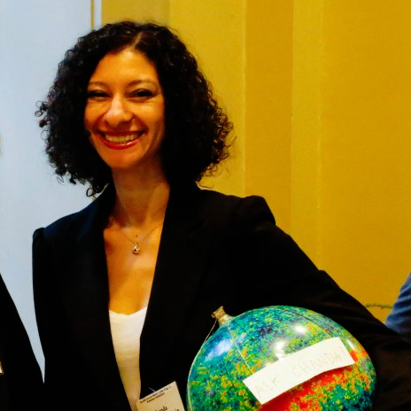 Chanda Prescod-Weinstein - Postdoctoral Research Associate in theoretical physics, the University of Washington, Seattle