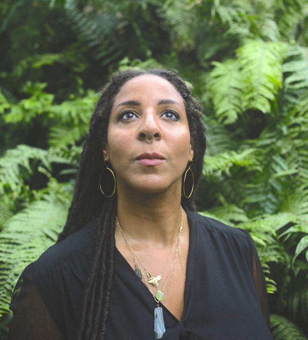 D. Denenge Duyst-Akpem - Afro-Futurist space sculptor, performance artist, designer, writer, and educator