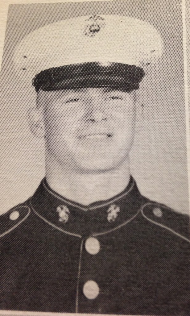 Carl Hattaway (Naomi's Father-in-Law), US Marine Corps