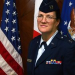 Barb Musselman Smith (Stepmother) US Air Force