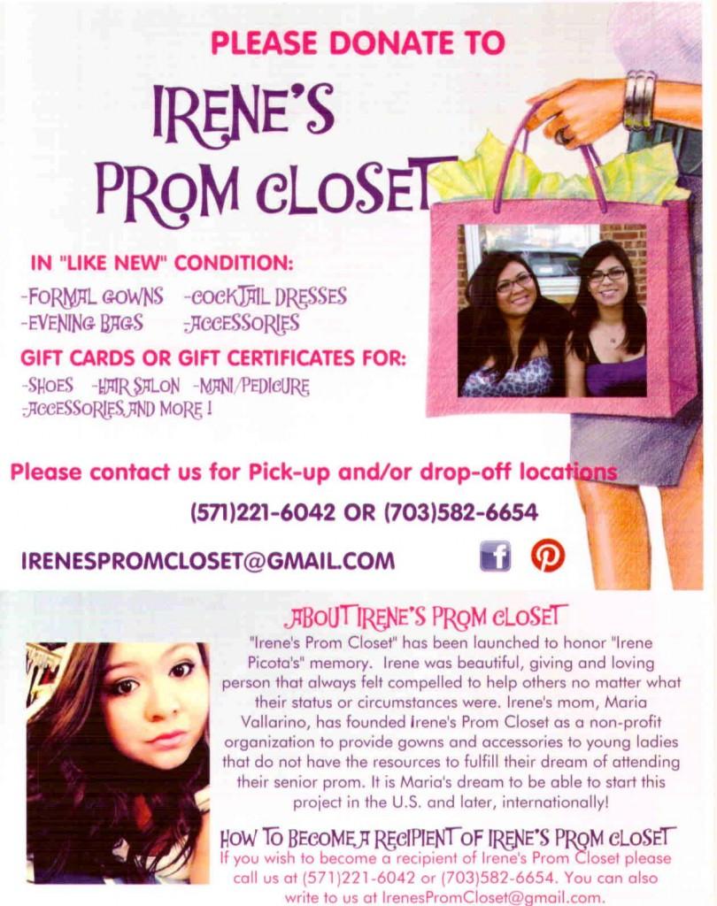 Irene's Prom Closet Leesburg Virginia